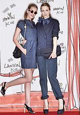 Lanvin x Acne Denim Dress  SZ 36 = Fits US SZ S - Pre-owned
