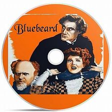 Bluebeard Starring John Carradine Black & White Public Domain film On A  DVD