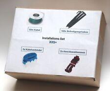 Installation Set XXS+ Robomow MC* MS* RL* RM* Kabel Haken Verbinder Paket Kit
