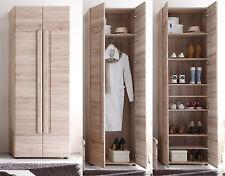 Flur Garderobe Kleiderschrank Schuhschrank Diele Schrank in Eiche San Remo Malea