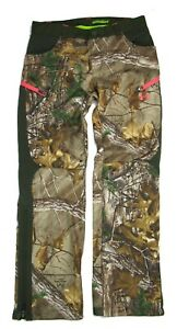 Under Armour Womens Scent Control Camo Hunting Pants 1247080 Size 8 MSRP $179.99