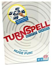 Turn Spell Word Game by Mattel - New / Factory Sealed