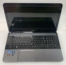 """TOSHIBA SATELLITE L870 17.3"""" INTEL CORE i5-2nd Gen 8GB RAM 500GB HDD WINDOWS 10"""