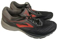 Brooks Launch 5 Mens Running Shoes Size 14 Gray Orange Road