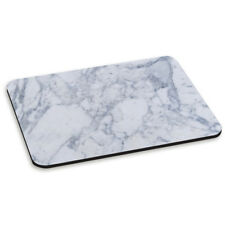 MARBLE LIGHT GREY CLASSIC PC COMPUTER MOUSE MAT PAD - Stone Effect Pattern