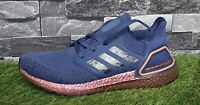 Adidas Performance Ultra Boost 20 Men's Trainers Fv4394 Tech Indigo-Legend