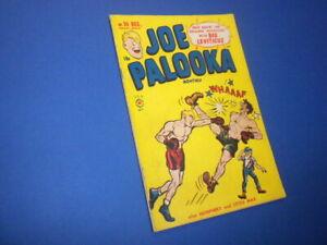 JOE PALOOKA COMICS #39 Harvey Publications 1949 GOLDEN AGE