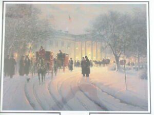 G. HARVEY AN EVENING WITH THE PRESIDENT A/P & GENTEEL NATION SIGNED AND NUMBERED