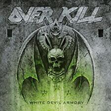 Overkill - White Devil Armory (NEW CD DIGIPACK)