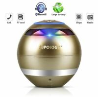Rechargeable Portable Mini Bluetooth Wireless Stereo Speaker Quality Super Bass