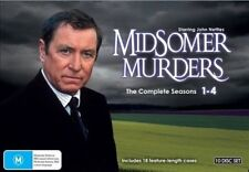Midsomer Murders : Season 1-4