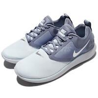Wmns Nike Lunarsolo Dark Sky Blue Chrome Women Running Shoes Sneakers AA4080-404