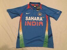 Nike Dri-Fit Blue Sahara India Cardinal Health Cricket Shirt Men's Size Large