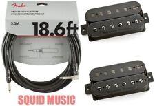 Seymour Duncan Nazgul & Sentient 6 String Humbucker Pickup Set ( FENDER 18FT )