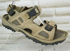 COLUMBIA Mens Leather Sandals Outdoor Sport Walking Shoe Size 10.5 UK 45 EU