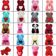 Romantic Foam Rose Bear Teddy Bear Birthday Wedding Valentine's Day Xmas Gifts