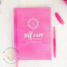 Self Care Journal Exercise Handbook Affirmations Self  Help Exercises