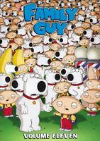 Family Guy: Volume Eleven (11) New DVD