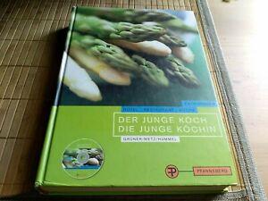 Der Junge Koch Die Junge Köchin Hotel-Restaurant Küche Fachwissen