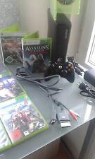 Microsoft Xbox 360 250GB Schwarz Spielekonsole (PAL)