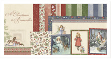 Pion Design A Christmas to Remember Collection 12x12 Scrapbook Paper 20 sheets