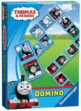 Ravensburger 21061 Colourful High Quality Thomas & Friends Card Dominoes - Multi