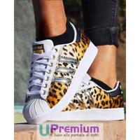 Adidas Superstar Leo Dmc [Prodotto Customizzato] Scarpe ORIGINALI 100% ® ITALIA