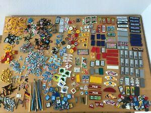 Playmobil Konvolut Schilder aus vielen Bereichen Sammlung Kg