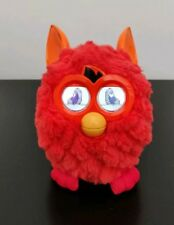 HASBRO 2012 FURBY BOOM Orange / Red TOY - LCD SOUNDS INTERACTIVE XMAS Gift