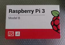 Raspberry Pi 3 modelo B + carcasa roja/blanca