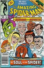 Amazing Spider-Man #274 - Marvel Comics 1986 - VF