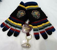 Universal Studios Wizarding World of Harry Potter Hogwarts Gloves & Key Chain