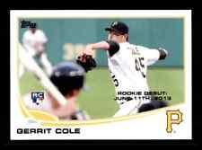 2013 Topps Update #US265 Gerrit Cole Rookie Yankees MINT