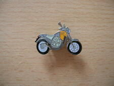 Pin badge APRILIA MOTO 6.5 Argent Orange Art. 0536 Moto Motorbike spilla