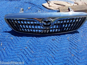 1999 2000 MILLENIA GRILL GRILLE FRONT OEM USED ORIGINAL MAZDA PART
