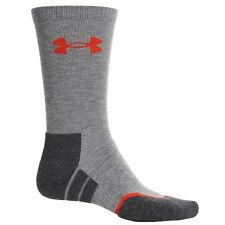83f57dbf8 Under Armour Dry Block Medium 4-8.5 Charged Merino Wool Blend Boot Socks