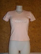 Tee shirt  équitation EQUI THEME Diamond (963080131) , femme / ROSE en S