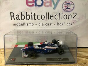 """Die Cast """" WILLIAMS FW19 - 1997 Jacques Villeneuve """" Formula 1 Collection 1/43"""