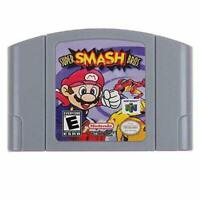 US Version Super Smash Bros Video Game Cartridge Console Card For Nintendo N64