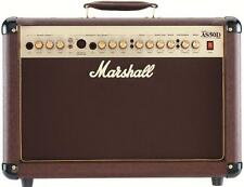 Marshall AS50D Acoustic 50W 2x8 Combo, Brown