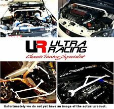 Mitsubishi ASX 10+ UltraRacing 2-punti Posteriore Torsion Barra 1373