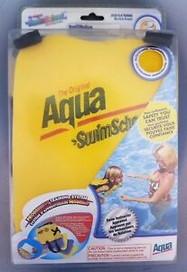 SwimSchool Foam Pad Swim Trainer Aqua Leisure Ages 2 - 4 New With Tags Level 3