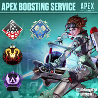 Apex Legends Boost | 20 Kill, 4K Badge | Rank Boost | PS4/PC (Read Description!)