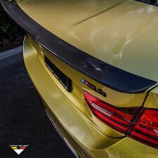 Vorsteiner EVO Deck Lid Spoiler Carbon Fiber fits BMW F82 M4 Only