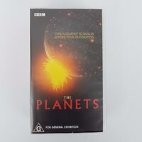 The Planets VHS BBC G 2 Tapes ABC Video 1999