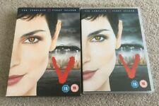 V. Season 1. Series 1. First Season. 3 Disc Dvd Set. With Slipcover. Region 2