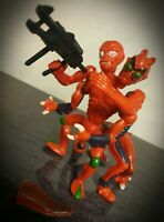 Vintage He-Man Modulok Figure Masters Of The Universe MOTU Mattel 84 Malaysia
