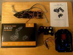 SunFounder Stem Education DIY Control Robot Arm Kit For Arduino Rollarm