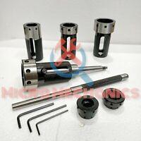 UNIMAT EMCO Mini Lathe Parting /& Turning Tool Holders Combo 6/_8/_10 MM Shank
