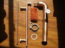 """Beer Keg ELBOW Kit 2"""" inch Copper Pipe Moonshine Still Pot Still Column reflux"""